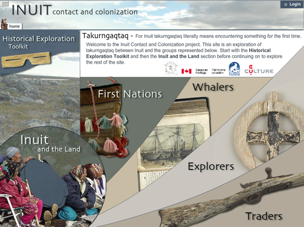 Inuit Contact and Colonization